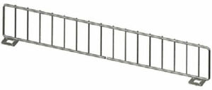 new Lozier Fsf303 Free Standing Wire Shelving Front 30 X 3 qty 20