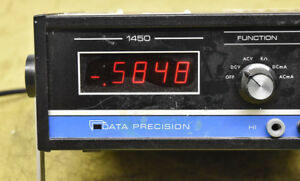 Multimeter Data Precision 1450 ctam 2204