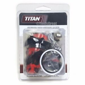 Titan Spraytech Pump Packing 0509510 Repair Kit Titan Repacking Kit For Gpx1250