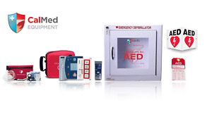 Philips Heartstart Fr2 Aed Defibrillator Value Package W 4 Year Warranty