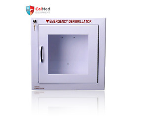 Universal Aed Cabinet with Alarm Wall Mounted All Aed Zoll philips Etc