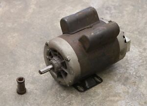 Ammco 3850 3860 Brake Lathe Main Drive Electric Motor 110 220v