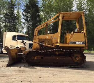 Caterpillar D3c Dozer 6 way Parts Machine D3 Bulldozer Knock In Engine