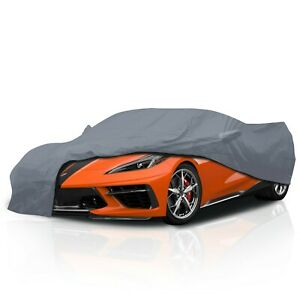 Csc Waterproof Custom Fit Car Cover For Chevy Corvette C1 To C7 1953 2018