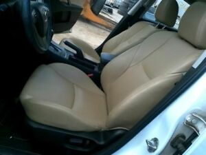 L Front Seat Bucket Air Bag Leather Electric Fits 12 13 Mazda 3 89623