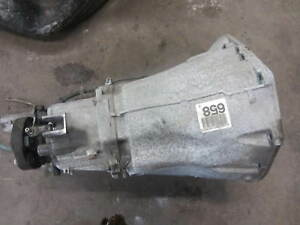 02 Mercedes C230 Coupe Manual Transmission 2112605900 6 Speed W203 716 648 Oem