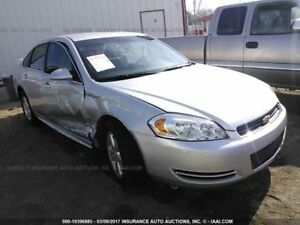 Console Front Floor Without Police Package Fits 07 16 Impala 272182