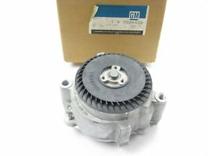 New Genuine Gm 7834420 Secondary Air Injection Smog Pump 7834922