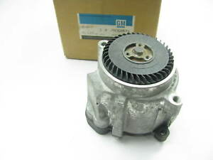 New Genuine Oem Gm 7832871 Secondary Air Injection Smog Pump 7832904