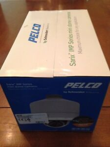 Pelco Imp1110 1p Sarix Imp Series Indoor Mini Dome Camera