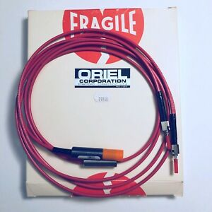 Oriel Fiber Optic Cable 2 Channel Dual track For Uv vis Spectroscopy