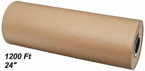 Paper Roll Wrapping Brown Kraft Sheet 1200 Recycled Paper Wrapping Commercial