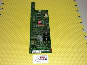 ap Automatic Products Snack Machine 4500 4600 Control Board Will Buy Core
