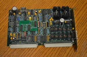 Melco Embroidery Machine Emt 10 Pcb Lv Driver Assembly