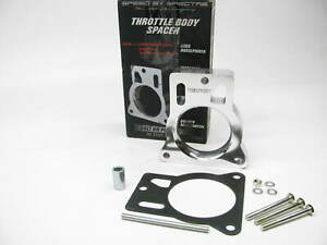 Spectre 11257 Power Plate Throttle Body Spacer 1996 00 Chevy Gmc 5 0l 5 7l Truck