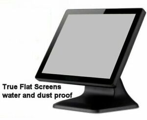 15 Touch Screen Led Monitor All Pos