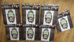 L k Duck Dynasty Window Decals Wholesale Lot 2 Car Truck Boat New