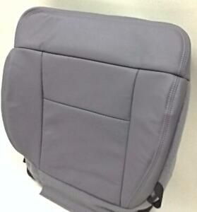 2004 2008 Ford F150 Pickup Factory Flint Grey Drivers Seat Cushion Upholstery