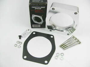 Spectre Powerplate Throttle Body Spacer 07 13 Gm 4 8l 5 3l 6 0l Truck Suv All V8