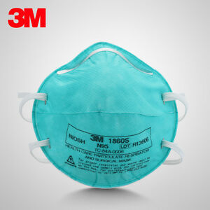 3m 1860s N95 Respirator Surgical Mask Case 120 Flu Masks 1860 Small Size