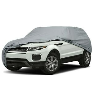 csc 5 Layer Waterproof All Weather Full Suv Car Cover For Saab 9 7x 2005 2009