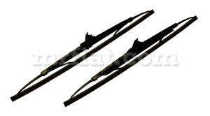 Ferrari Dino 246 Gt Gts Wiper Blade Set W Spoiler 400 Mm New