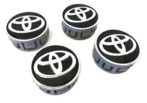 2016 2020 Prius Center Caps 4pc Set 2020 Corolla Hv Genuine Toyota 42603 52170