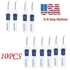 10x Dental Pulp Tester Warranty Testing Teeth Nerve Vitality Endodontic Usa Ship