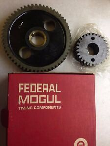 Jeep Willys Mb M38 M38a1 Cj2 Cj3 Cj5 Engine Timing Gear Set L 134 F 134