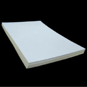 A4 Paper For Inkjet Printer Self adhesive Label Sticker Matte Surface 25 Sheets