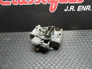 1964 1965 Corvette 327 Holley Carburator 365 Hp Service Remplacement 3849804