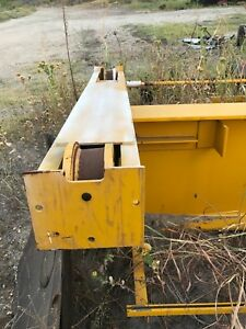 10 Ton Shaw Box Crane Hoist And Beam