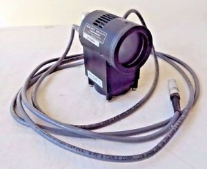 Gamma Scientific Calibrated Led Light Source Head Model 42218 Sn hl519 W Cable