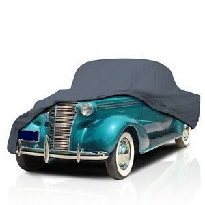 csc Waterproof Full Car Cover For Lincoln Continental 2 door Coupe 1940 1941