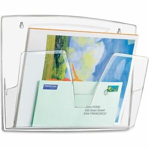 Cep 3 pack Wall File Clear 1001700111