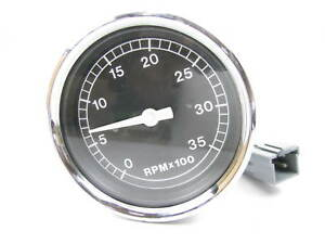 New Out Of Box E7ht 17360 Ca 87 Ford Diesel Heavy Medium Truck Tachometer Gauge