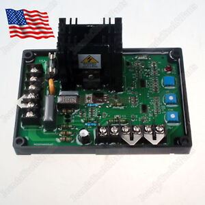 Gavr 15a Universal Brushless Avr Generator Automatic Voltage Regulator Module