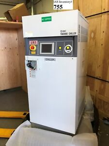 Smc Inr 497 001 Thermo Chiller used Working 90 Day Warranty