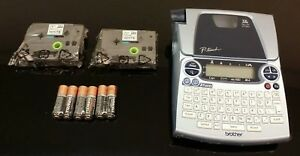 New Brother P touch Pt 1880c Labeling System