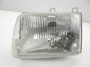 New Out Of Box Oem Ford 1988 1995 Aeromax Semi Dump Truck Lh Headlight Lamp Left