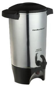 Large Coffee Urn Machine Maker Big Office Commercial Dispenser Brewer No Tax