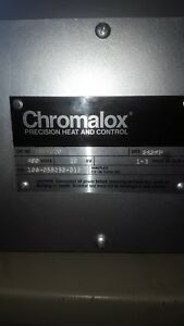 Chromalox Adh 020 Industrial Oven Heater