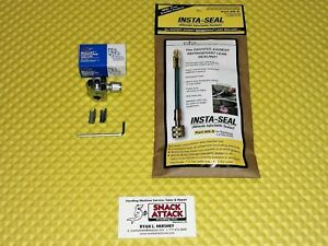 Dixie Narco vendo fsi usi compressor Insta Seal Ultimate Injectable Sealant