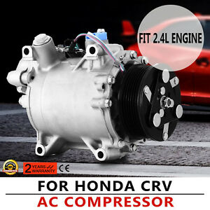 Newest Ac Compressor Clutch For Honda Crv 2 4l Easy Fit Honda Crv Co 4920ac