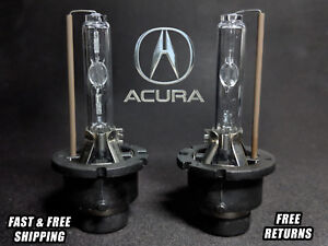 Oe Stock Fit Xenon Hid Headlight Bulbs For Acura Tl 2009 2014 Low Beam Qty Of 2
