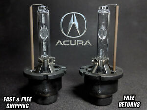 Oe Stock Fit Xenon Hid Headlight Bulbs For Acura Tsx 2004 2014 Low Beam Qty Of 2