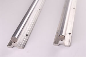 16mm Sbr16 1500 Rail Shaft Fully Supported Slide Rods For Cnc 2pcs