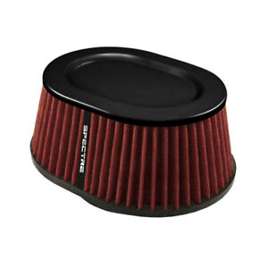 Spectre Hpr9616 Performance Conical 4 Inlet High Flow Air Filter Red