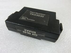 Vetronix Scanner Gm Tech 1 Tk03030 Cartridge 1988 1992 Brake Factory Oem Tool