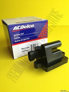 New General Motors Isuzu Workhorse Acdelco Ignition Coil Premium Quality